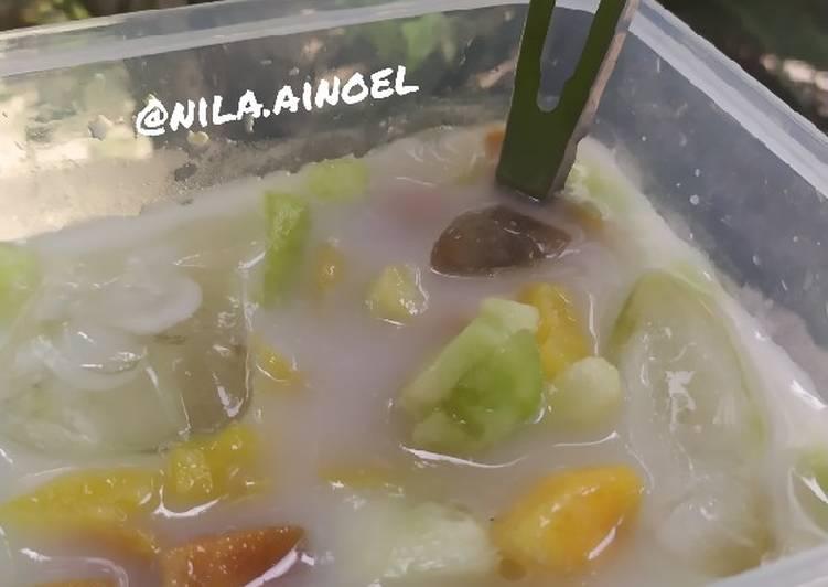 Es buah seger bener