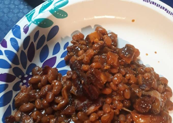 Baked Beans of the Plains