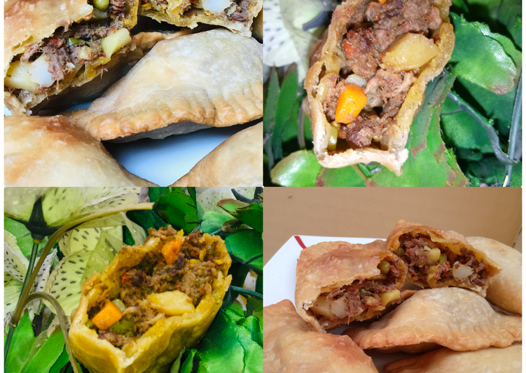 Recipe: Appetizing Special filled meatpie