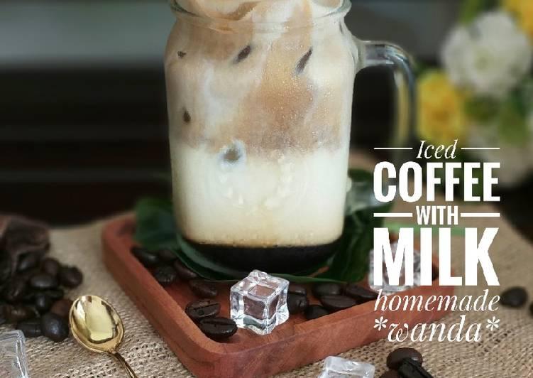 Kopi susu Kekinian ala kopi susu Janji Jiwa