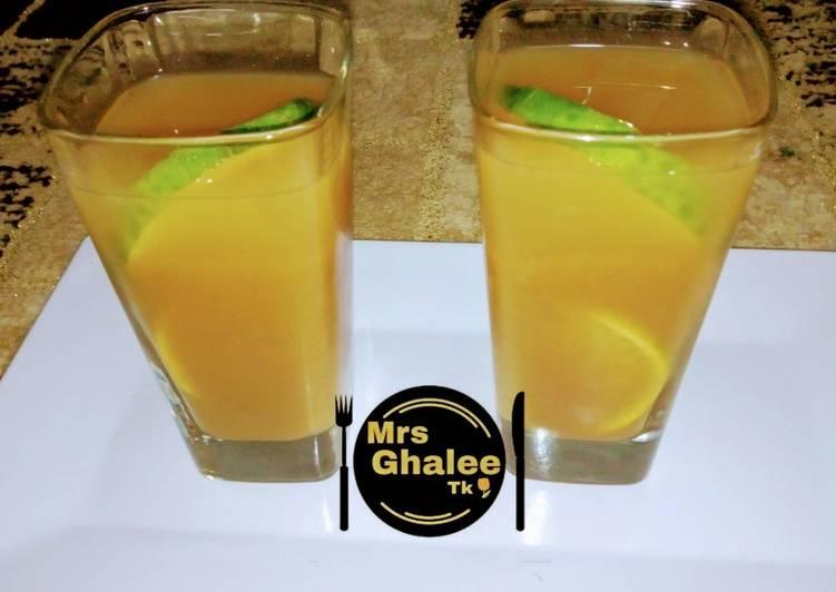 Easiest Way to Prepare Award-winning Tamarin+ginger+cucumber+orange