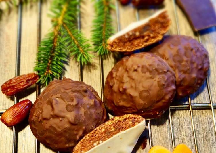 Schokoladen-Elisenlebkuchen