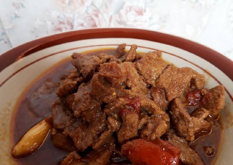 Resep Krengsengan daging kambing oleh hestihaha - Cookpad