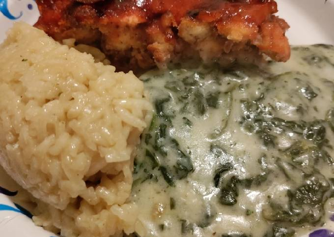 Tangy catalina meatloaf