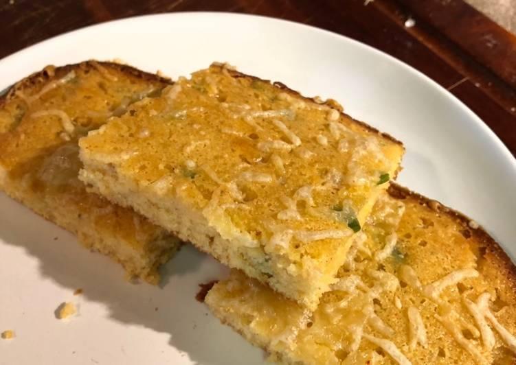 Honey Chipotle Corn Bread