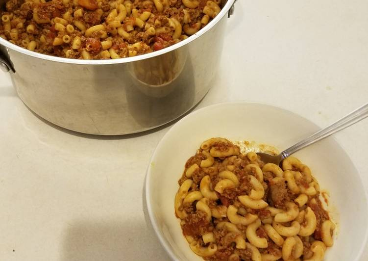 Quick & Simple Goulash, Foods That Are Helpful To Your Heart