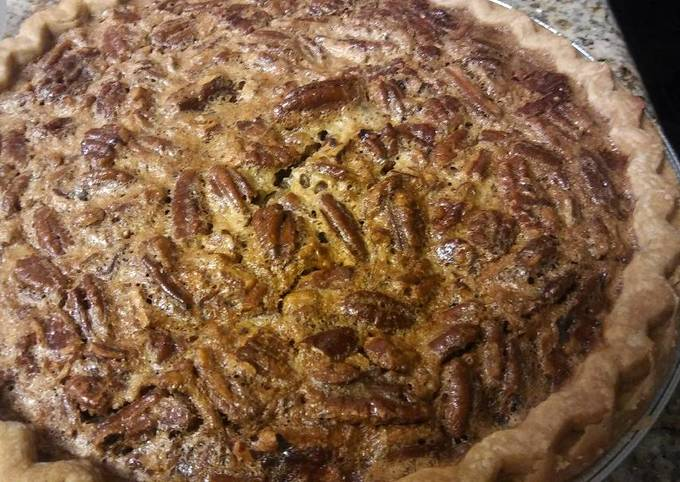 Easiest Way to Cook Tasty Pecan pie