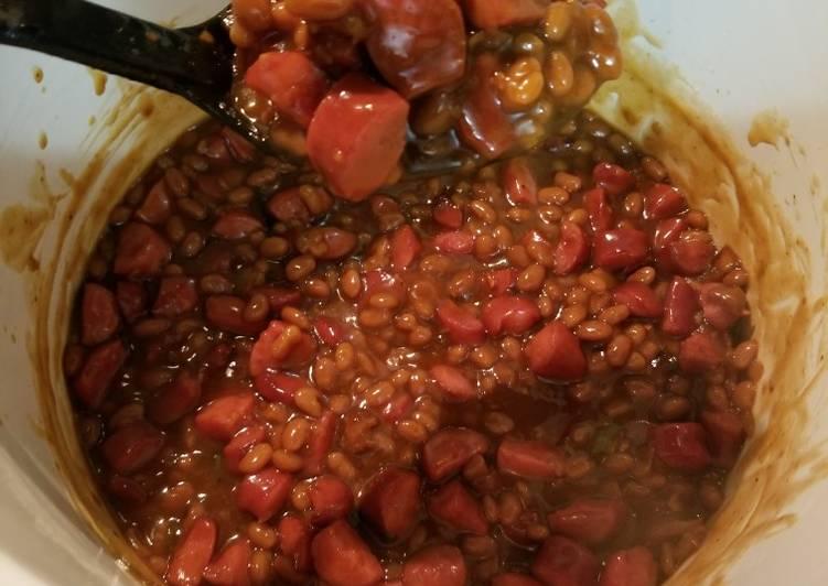 Kielbasa & Beans