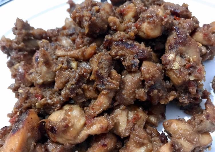 Sate Ayam Pedas Manis Teflon - cookandrecipe.com