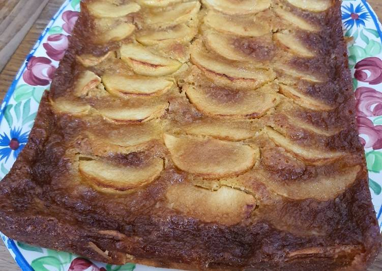 Recette de Récompense-gagner Gâteau aux pommes de mon arrière-grand-mère
