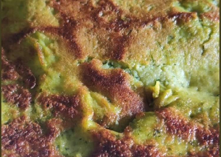 Omelette coréenne au brocoli