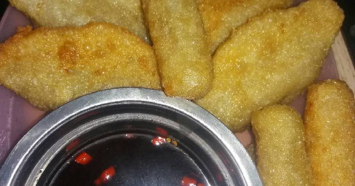 Resep Pempek Simple Tanpa Ikan Oleh Iin Mutmainnah Cookpad