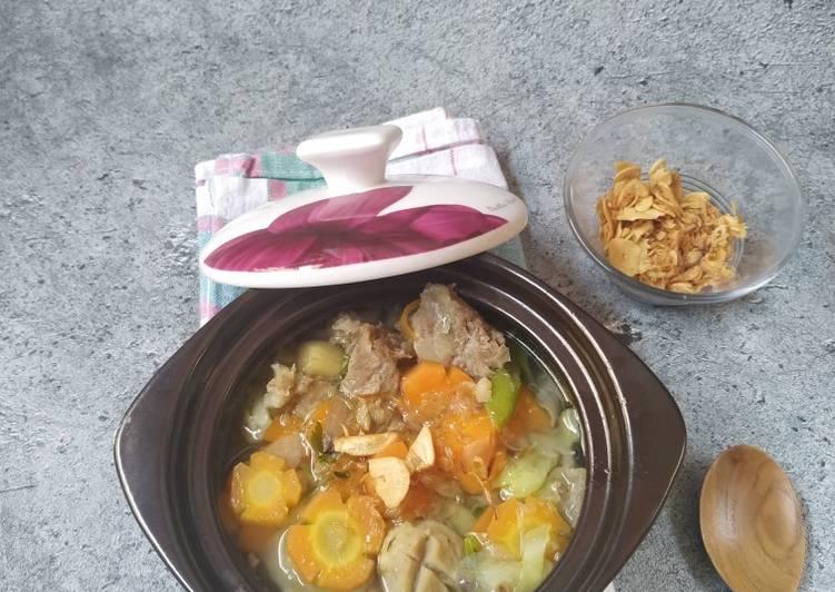 Sop Daging, Baso Sapi