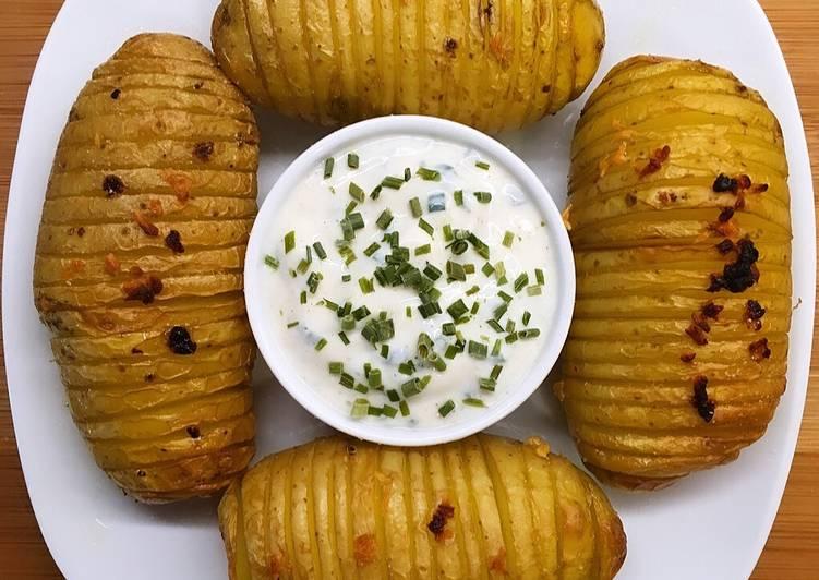 recette Pommes de terre suédoises délicieux