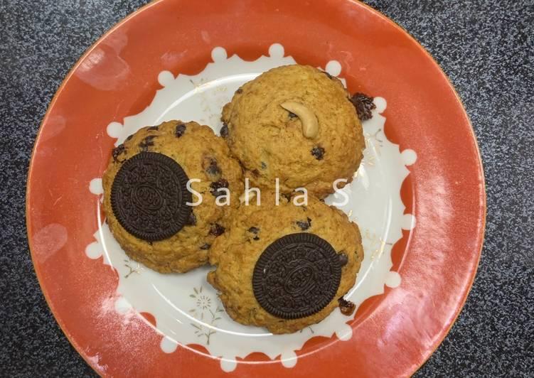 Soft Choco Cookies