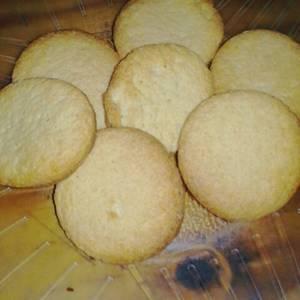 Galletitas dulces.. fáciles y rápidas