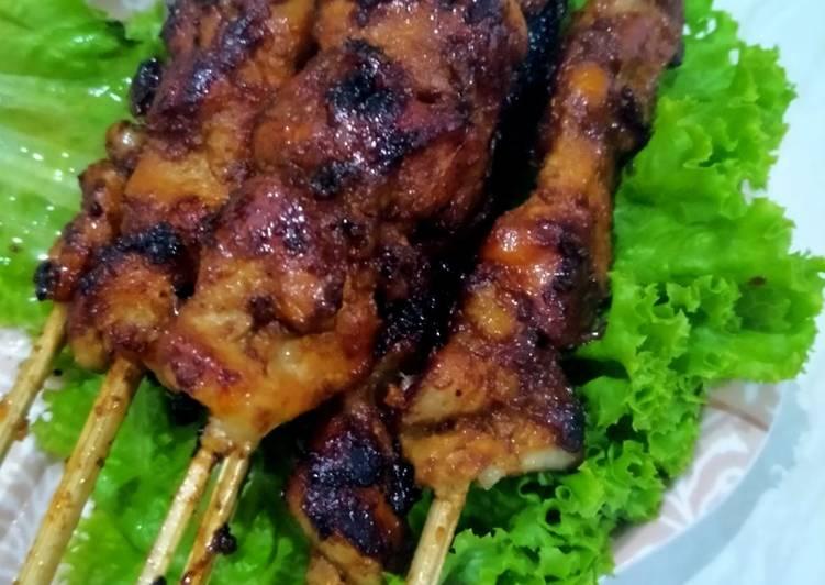 28. Sate Ayam (Teflon)