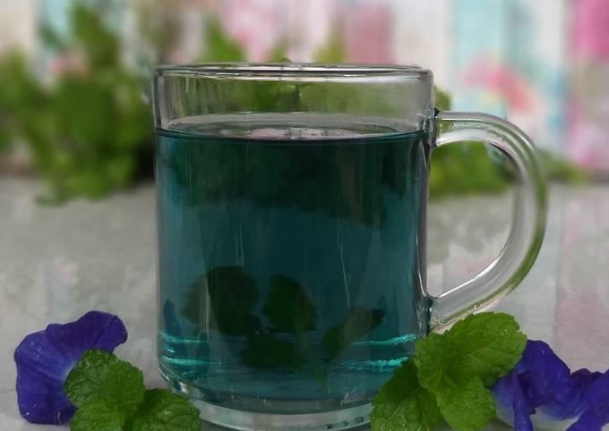 Blue Tea, Teh Bunga Telang
