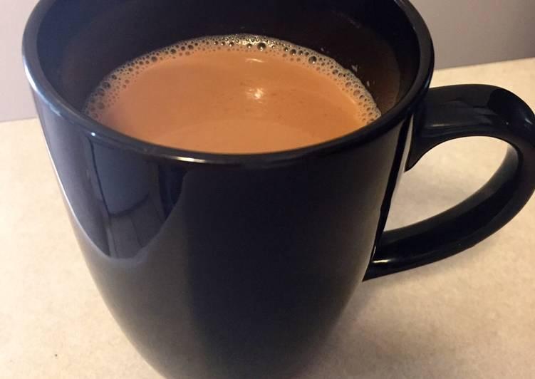 How to Make Super Quick Homemade KARAK CHAI ☕️