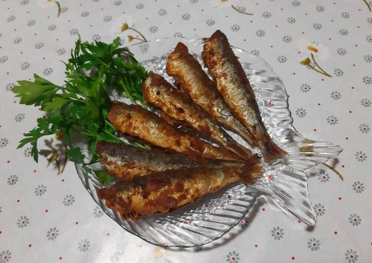 Comment à Faire Préférée Sardine frites ❤