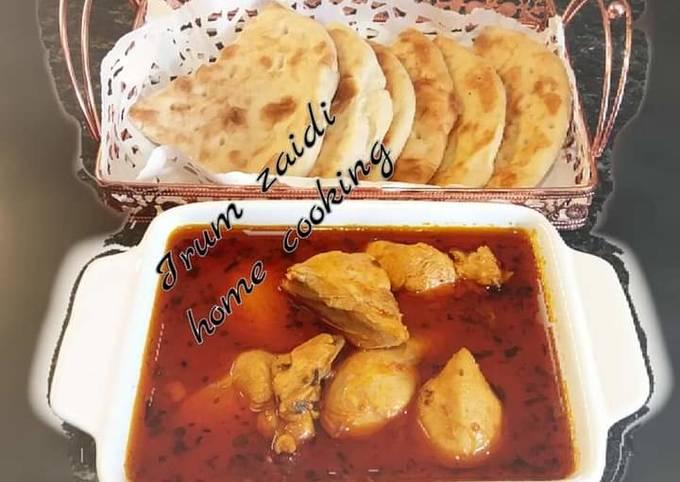 🍗🍲Chicken Shorba (chicken curry)🥘🍗