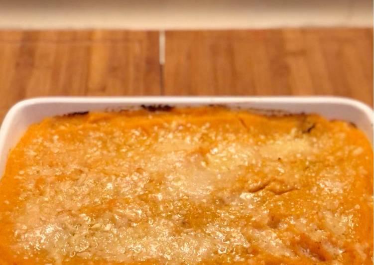 Recette Appétissante Les Hakilasagnes ou lasagnes au butternut