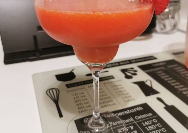 Frozen Strawberry Daiquiri