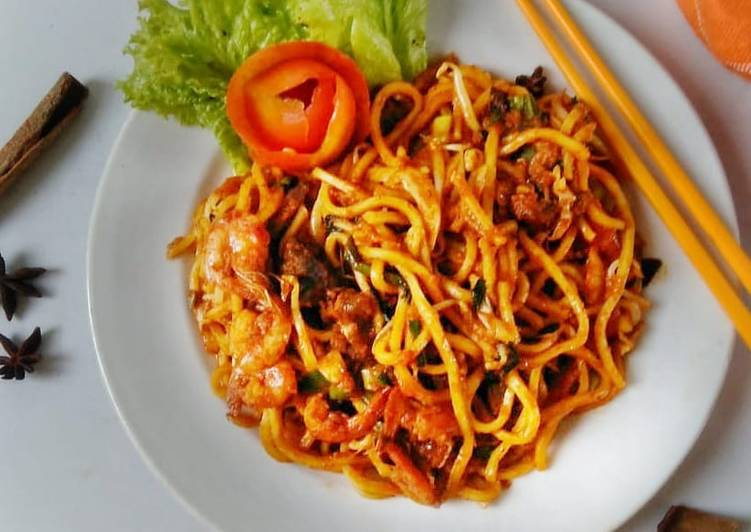 Mie aceh (n. aceh darussalam)