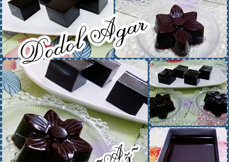 Dodol Agar - resepipouler.com