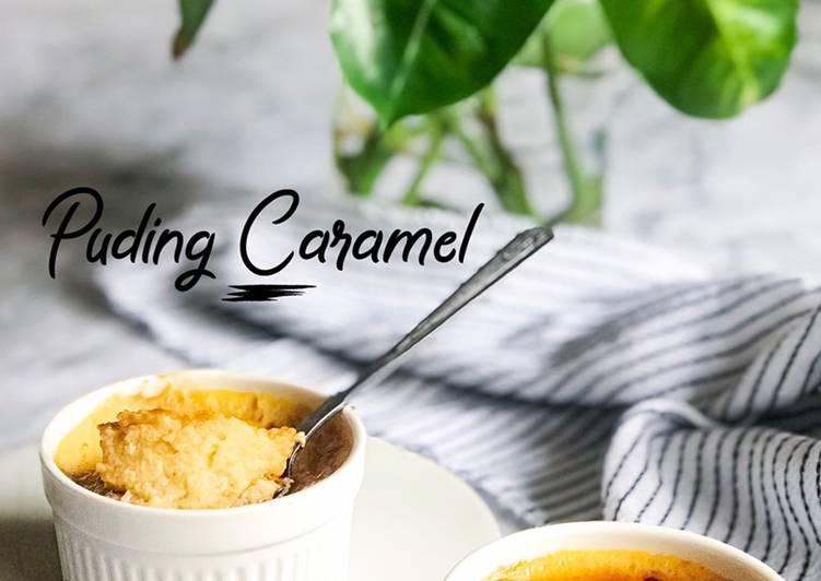 Puding Caramel - velavinkabakery.com