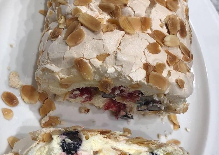 Recipe of Perfect Summer Meringue Roulade