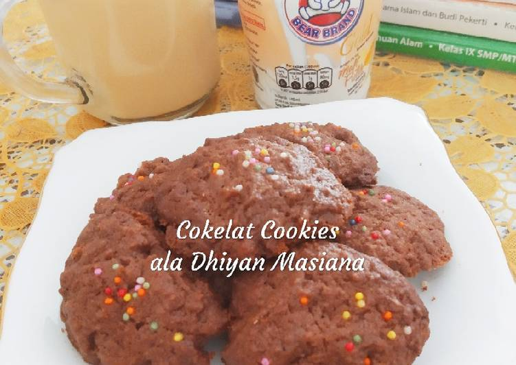 Chocolate Cookies ala Dhiyan Masiana 😊