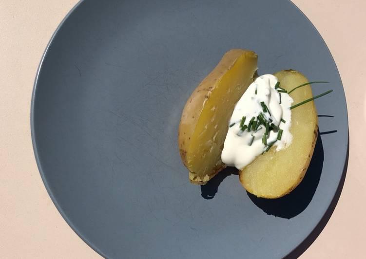 recette Pomme de terre en robe des champs Le plus simple