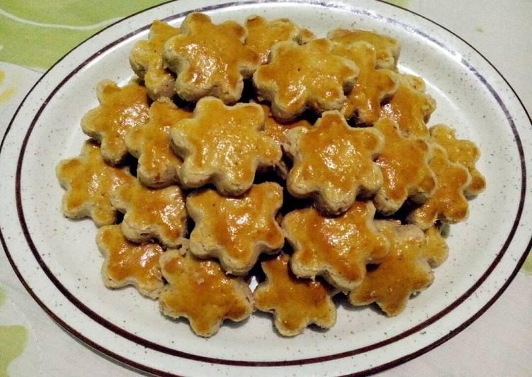 Kue Kacang (Bahan Simpel)