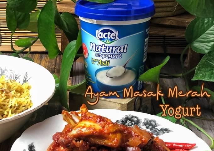 Ayam Masak Merah Yogurt