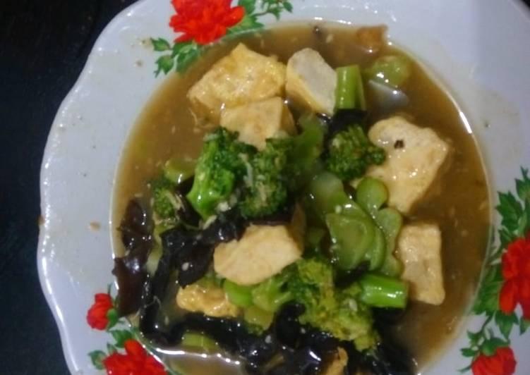 Terkini Sapo Tahu Brokoli Seafood