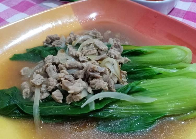 11. Pokcay Daging Saus Tiram