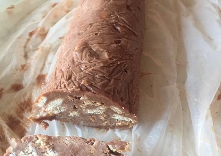 Comment Préparer Des Biscuit au chocolat