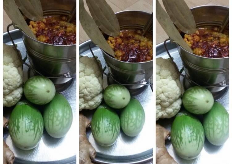 Recipe of Speedy Maharastrian saoji special mix veg