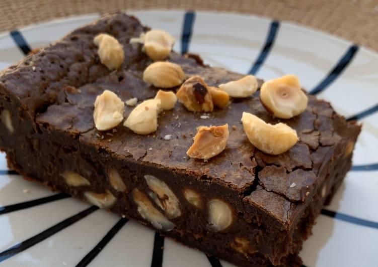 Brownies de Jeffrey Cagnes ??