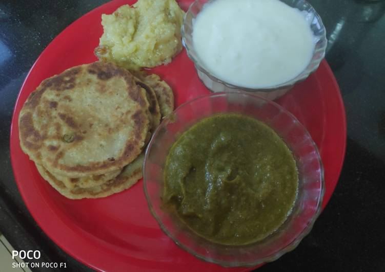 Simple Way to Prepare Speedy Vrat thali