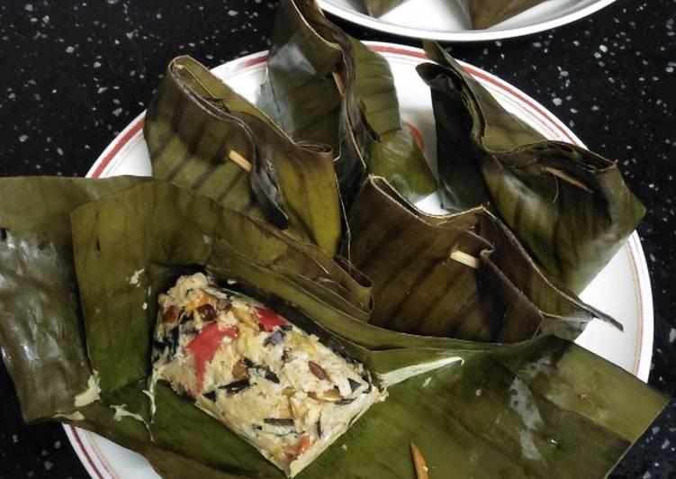 Resep Botok Lamtoro Tempe Daun Sembukan Oleh Nini Gowir Cookpad