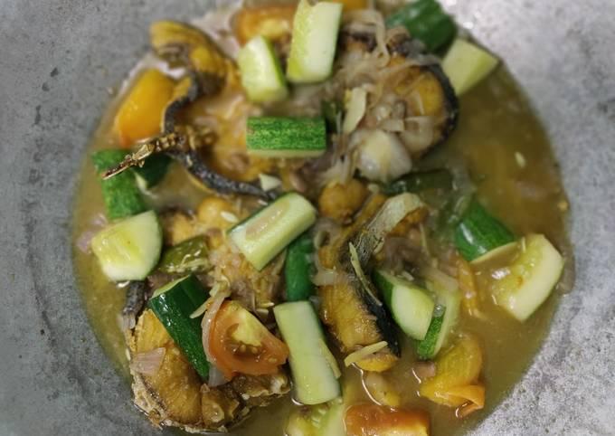 Resepi Gulai Tauchu Ikan Belotan