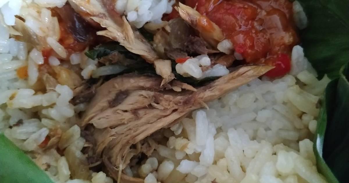 24 resep nasi bakar cue enak dan sederhana ala rumahan - Cookpad