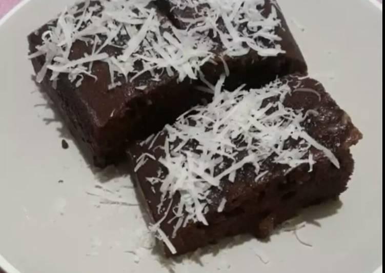 Brownis Chocolatos Kukus