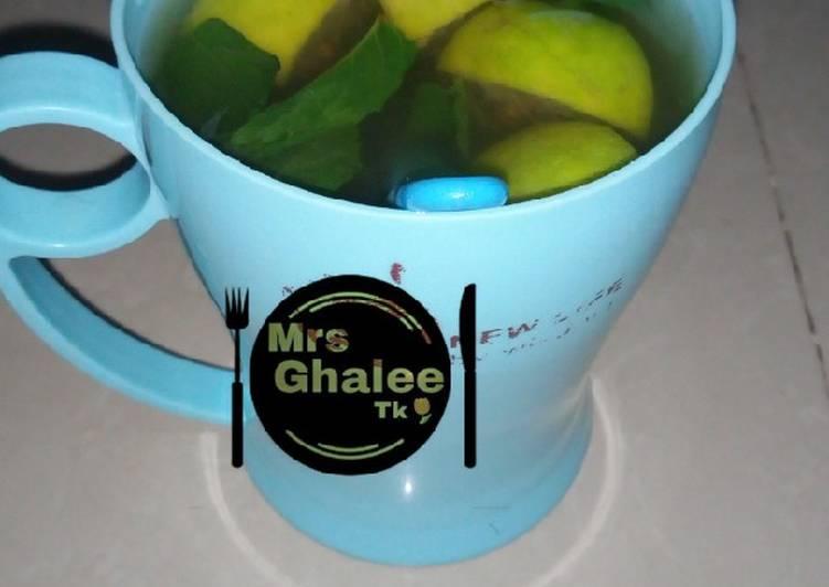 Easiest Way to Make Homemade Green tea