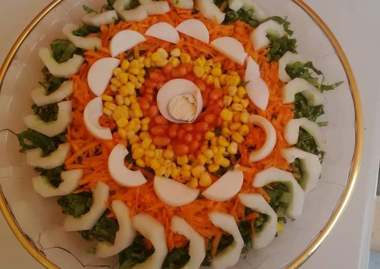 Easiest Way to Prepare Homemade Lettuce salad 2