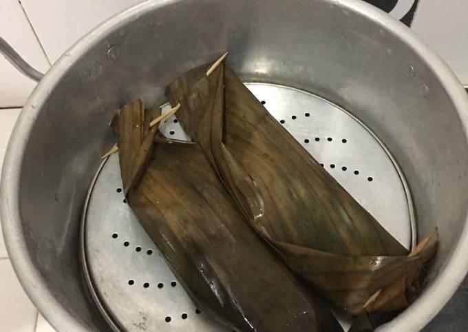 Resep Pepes Ikan Kembung MPASI 8bulan+