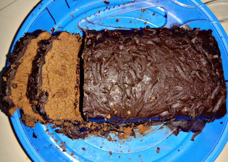 Brownies sederhana