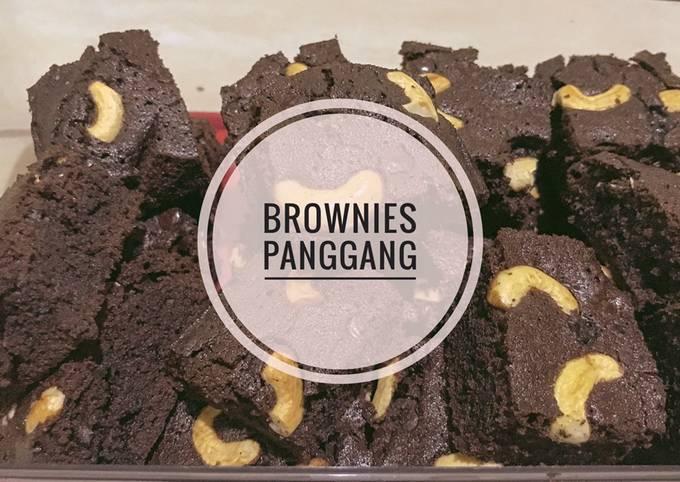 Brownies Panggang